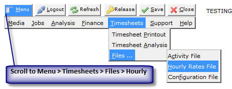 neosys timesheets neosys user support wiki